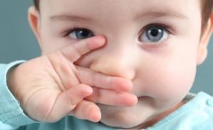 comment bien moucher bébé