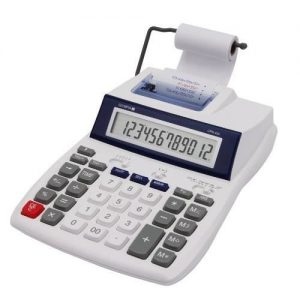 calculatrice a rouleau