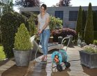 enrouleur de tuyau jardin