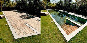 piscine à fond mobile fonctionnement